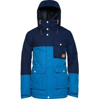 WearColour *** 2. Wahl *** Horizon Jacket | Größe XL, swedish blue - Skijacke