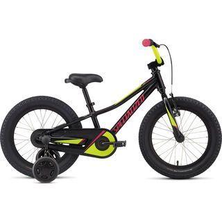 Specialized Riprock Coaster 16 2020, black/green/pink - Kinderfahrrad