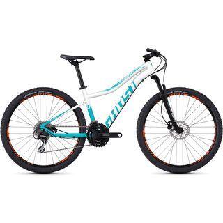 Ghost Lanao 2.7 AL 2018, white/blue/neon orange - Mountainbike