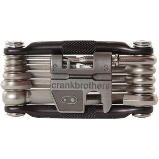 Crank Brothers M17, dunkelgrau - Multitool