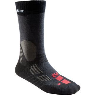 Cube Socke AM Cold Conditions black´n´anthracite