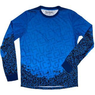 Sombrio Grappler Jersey, blue - Radtrikot