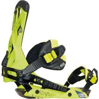 Nitro Phantom 2014, Neon Green - Snowboardbindung