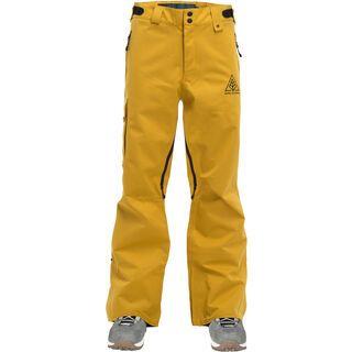 Nitro Team Mens Pant 3L, mustard - Snowboardhose