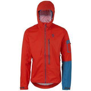 Scott Trail MTN Dryo Plus Jacket, red/blue - Radjacke