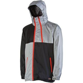 Nitro Wire Jacket, Storm/Black - Snowboardjacke