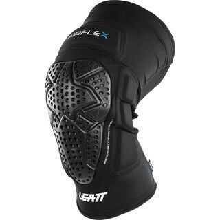 Leatt Knee Guard AirFlex Pro, black - Knieschützer
