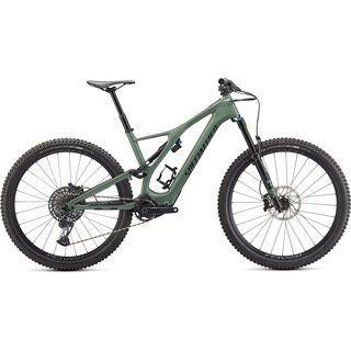 Specialized *** 2. Wahl *** Turbo Levo SL Expert Carbon Größe: XL // 50.5 cm sage green/forest green 2021