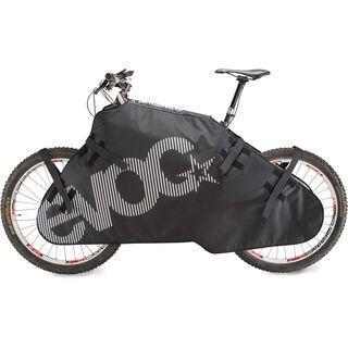 Evoc Padded Bike Rug, black - Rahmenpolster