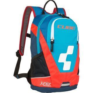 Cube Rucksack Junior, blue´n´flashred - Fahrradrucksack