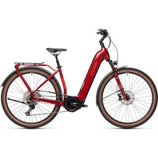 Cube Touring Hybrid EXC 500 Easy Entry red´n´grey 2021