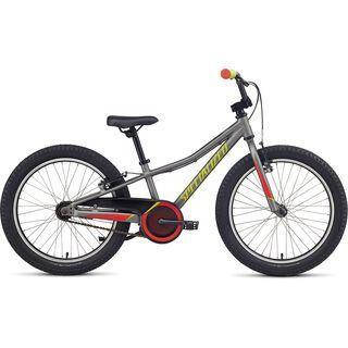 Specialized Riprock Coaster 20 2018, gray/red/green - Kinderfahrrad