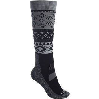 Burton Women's Performance Lightweight Sock true black