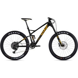 Ghost Pathriot 8.7 UC 2018, black/yellow/tan - Mountainbike