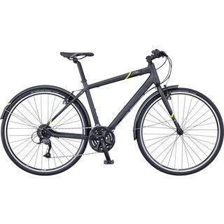 Scott Sub Speed 30 2016, black/yellow - Urbanbike
