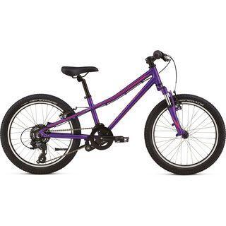 *** 2. Wahl *** Specialized Hotrock 20 2021, purple/black/red - Kinderfahrrad   Größe Unisize