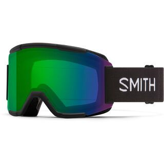 Smith Squad inkl. WS, black/Lens: cp everyday green mir - Skibrille