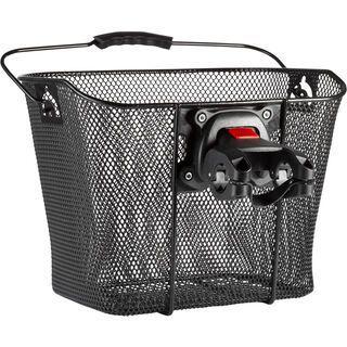Cube RFR Lenkerkorb Klick&Go E-Bike, black - Fahrradkorb