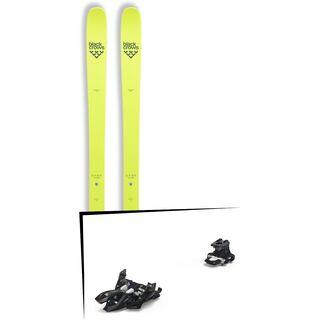 Set: Black Crows Orb Freebird 2019 + Marker Alpinist 9 black/titanium