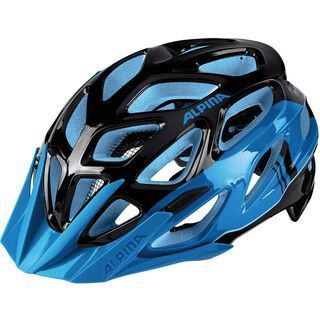 Alpina Mythos 3.0, black blue - Fahrradhelm
