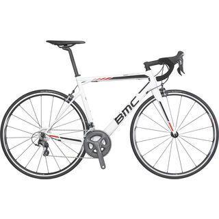 BMC Teammachine SLR02 Ultegra 2016, white - Rennrad