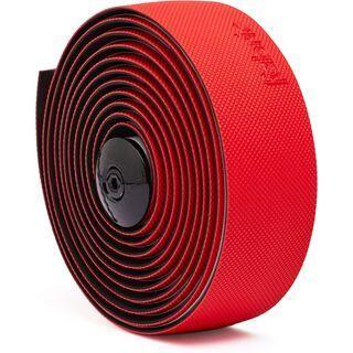 Fabric Knurl Bar Tape, red - Lenkerband