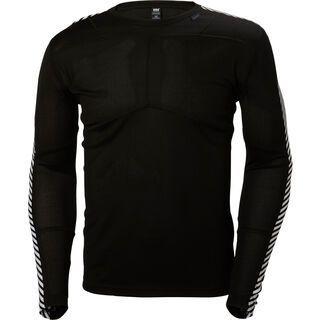 Helly Hansen HH Lifa Crew, black - Unterhemd