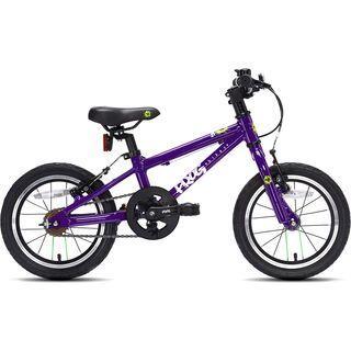 Frog Bikes Frog 43 2018, purple - Kinderfahrrad