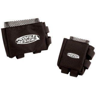 Profile E-Pack groß, black - Rahmentasche
