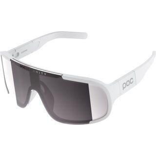 POC Aspire hydrogen white/Lens: clarity silver