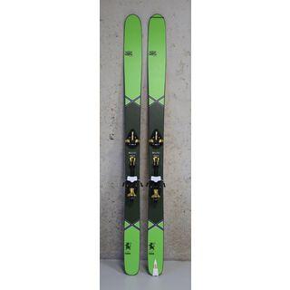 *** 2. Wahl *** DPS Skis Set: Wailer 99 Pure3 Special Edition 2016 + Marker Kingpin 13 | Länge/Größe Bindung 176 cm /