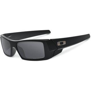 Oakley Gascan, Matte Black/Black Iridium Polarized - Sonnenbrille