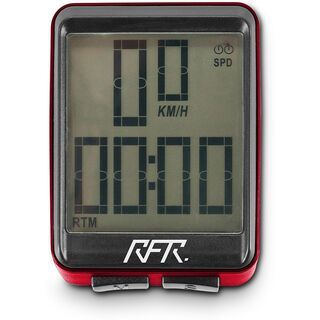 Cube RFR Fahrradcomputer wireless CMPT red