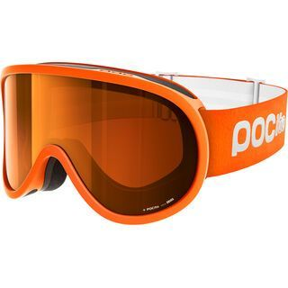 POC POCito Retina, orange/Lens: sonar orange - Skibrille