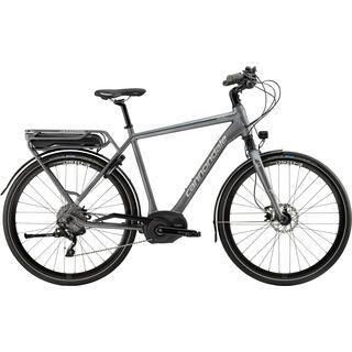 Cannondale Mavaro Performance 2 Men 2016, charcoal grey - E-Bike