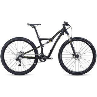 Specialized Rumor  FSR Comp 29 2014, Black/Hyper Green - Mountainbike