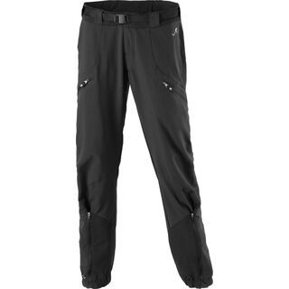 Scott Womens AS Semi Tight fit Pants, black - Radhose