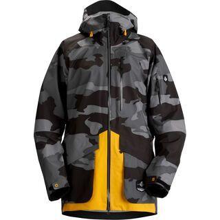 Sweet Protection Monkeywrench Jacket, gray camo - Skijacke