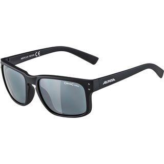 Alpina Kosmic, black matt/Lens: ceramic mirror black - Sonnenbrille