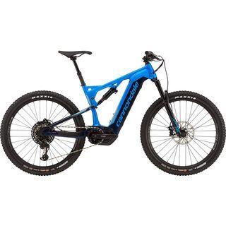 Cannondale Cujo Neo 130 1 2019, electric blue - E-Bike