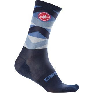 Castelli Fatto 12 Sock dark infinity blue