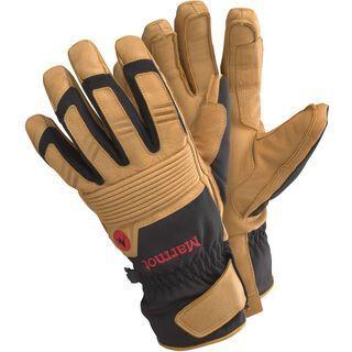Marmot Exum Guide Undercuff Glove, black/tan - Skihandschuhe