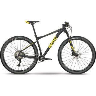 BMC Teamelite 03 One 2018, black yellow - Mountainbike