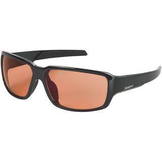 Scott Obsess, black glossy/rose light sensitive - Sportbrille