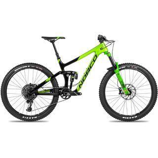 Norco Range C 3 27.5 2018, black/green - Mountainbike