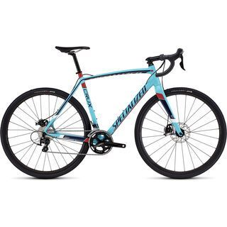 Specialized CruX Sport E5 2016, blue/navy/red - Crossrad