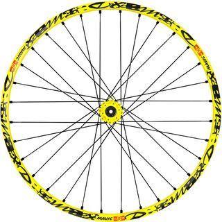 Mavic Deemax Ultimate 27.5, yellow - Hinterrad