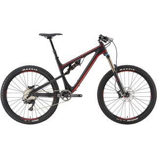 Rocky Mountain Altitude 770 MSL 2016, carbon/red - Mountainbike