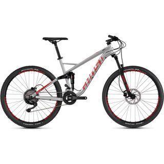 Ghost Kato FS 2.7 AL 2020, silver/red/black - Mountainbike