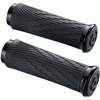 SRAM Lockring Griff für Grip Shift, schwarz/silber